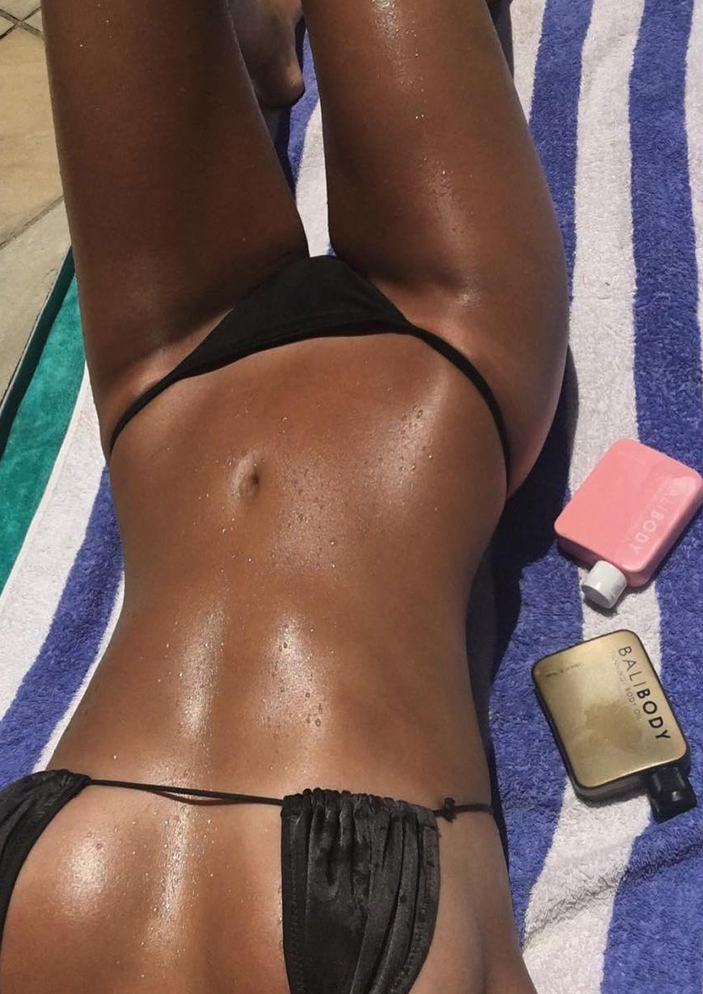 Natural Tanning and Body Oil SPF6 4