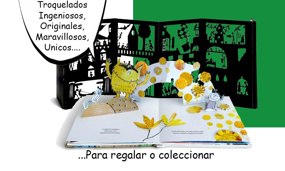 COLECCIONABLES y POP-UP
