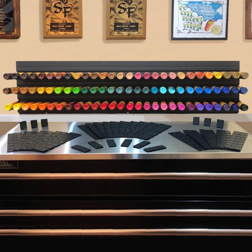 Pack Method Tattoo System 84 tintas 1 Oz