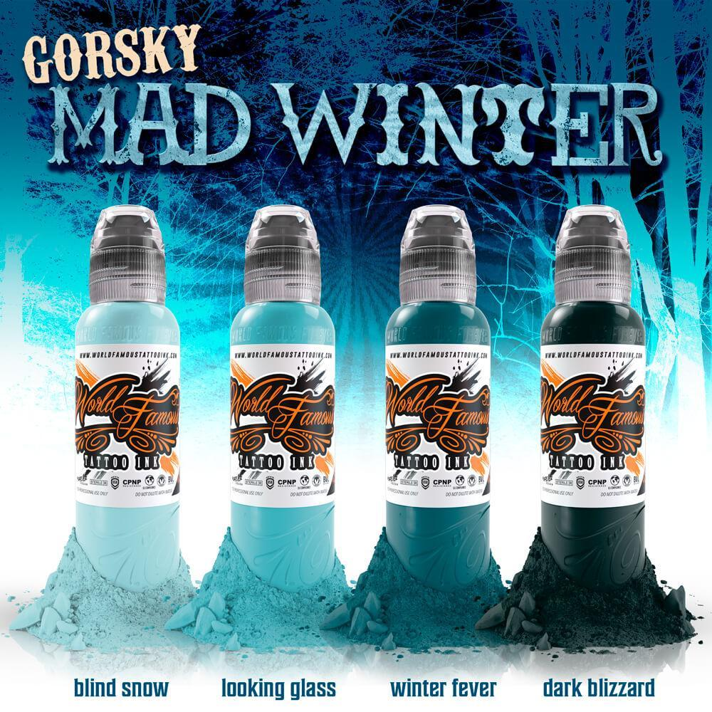 Set World Famous - Gorsky's Mad Winter