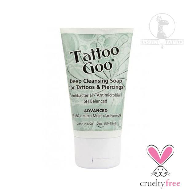Tattoo Goo Deep Cleansing Soap