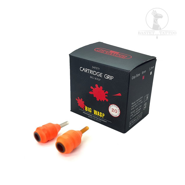 Grip Desechable para Cartridge [20 unidades]
