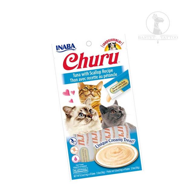 CIAO CHURU™ ATÚN OSTIONES