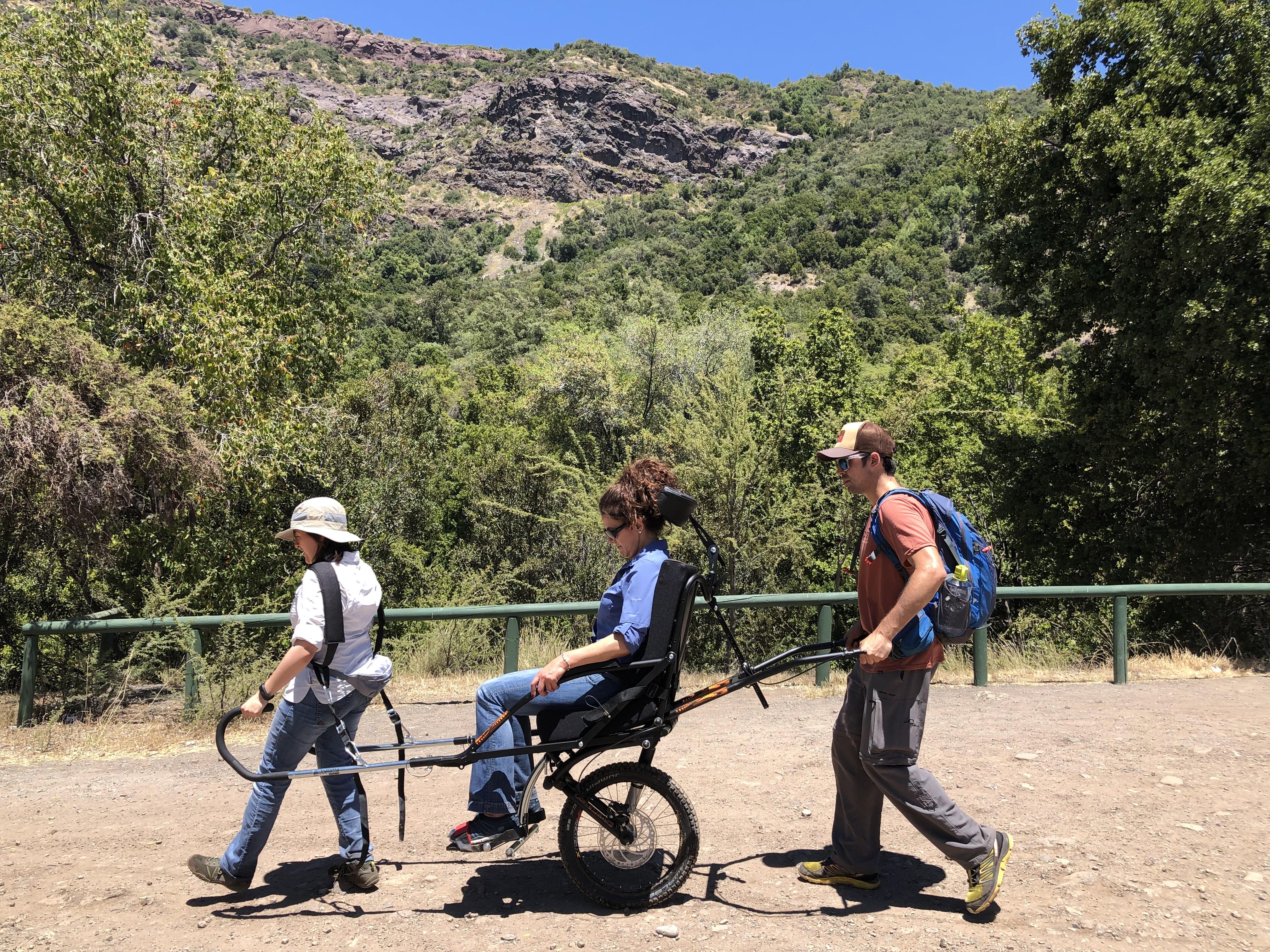 Un nuevo sendero accesible se construirá en Reserva Nacional Río de los Cipreses