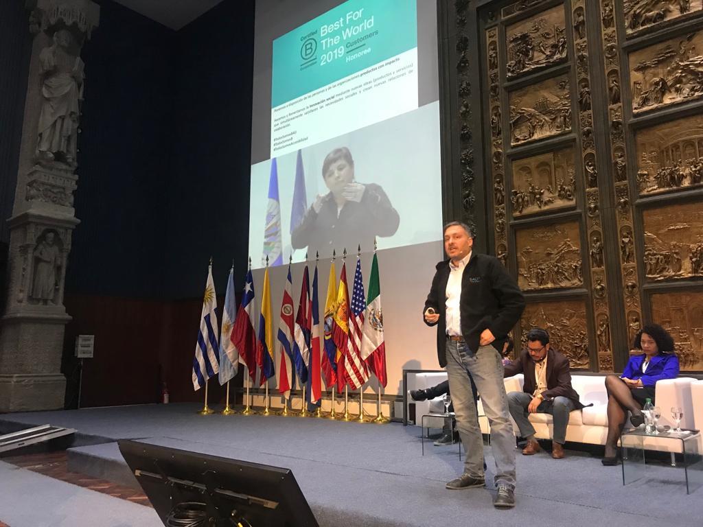 BAU Accesibilidad presente en la III Cumbre Iberoamericana de Turismo Accesible - Montevideo - Uruguay.