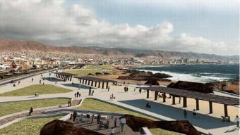 Accesibilidad Universal en Playa Trocadero, Antofagasta.