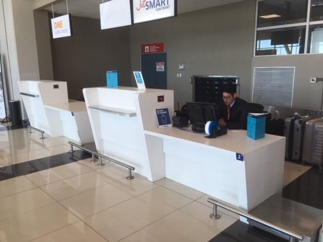 Accesibilidad Universal en Aeropuerto El Loa - Calama