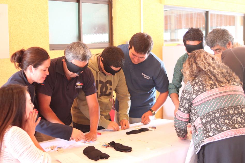 [UCV MEDIOS] Funcionarios municipales de La Calera se capacitaron sobre accesibilidad universal