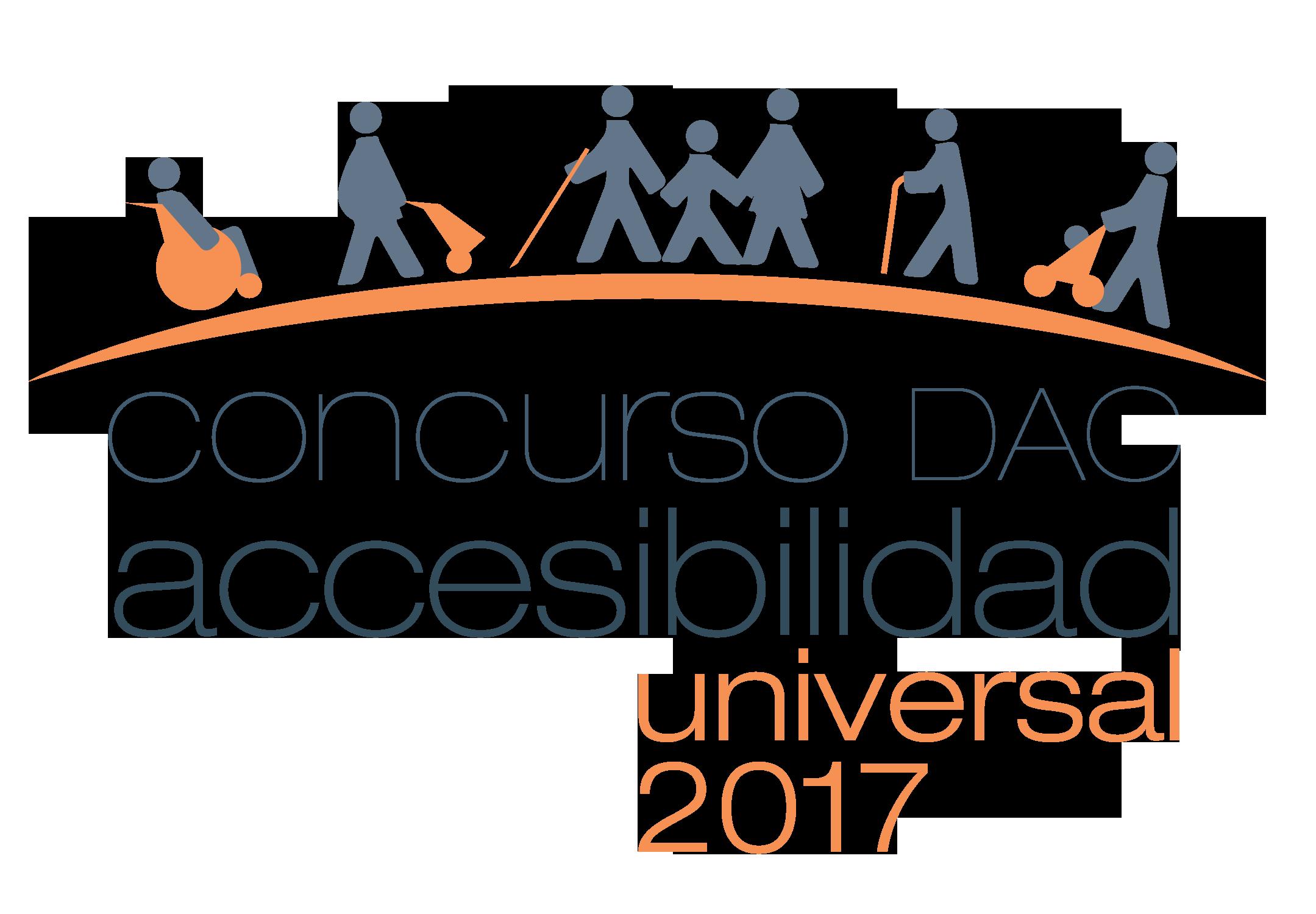 BAU Accesibilidad presente en el II Concurso DAC Accesibilidad Universal 2017
