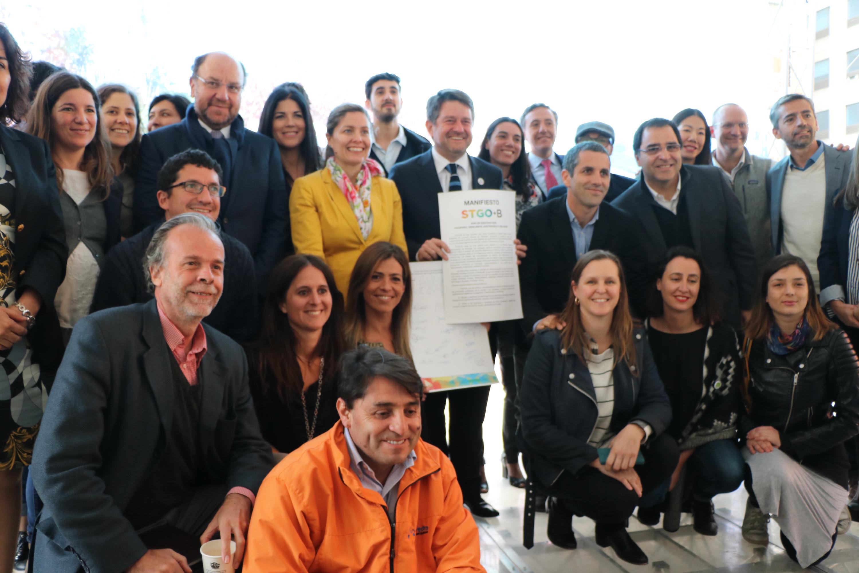 Santiago+B: Empoderar a los habitantes para potenciar la ciudad y resolver sus problemas