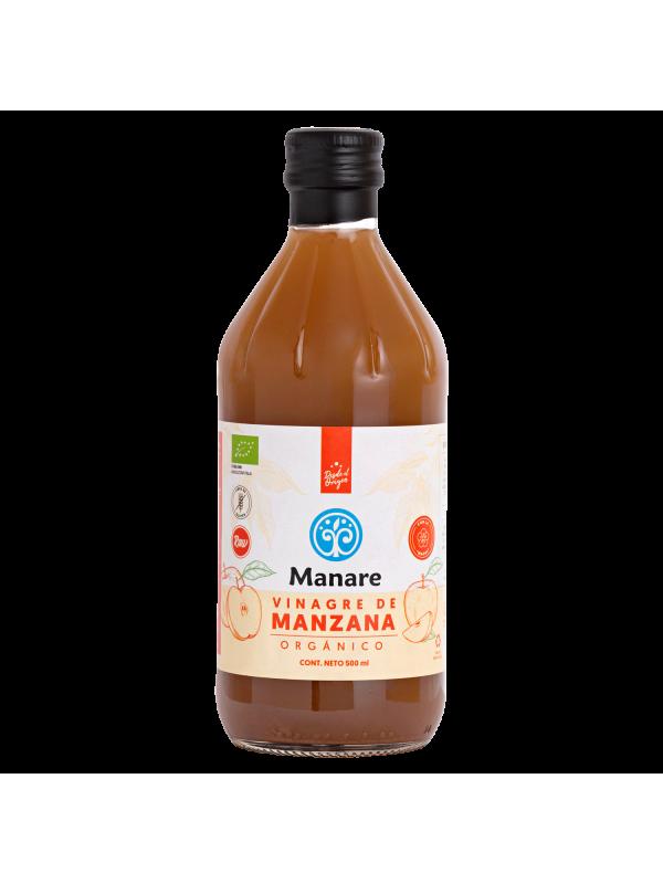 Vinagre de manzana orgánico 500ml