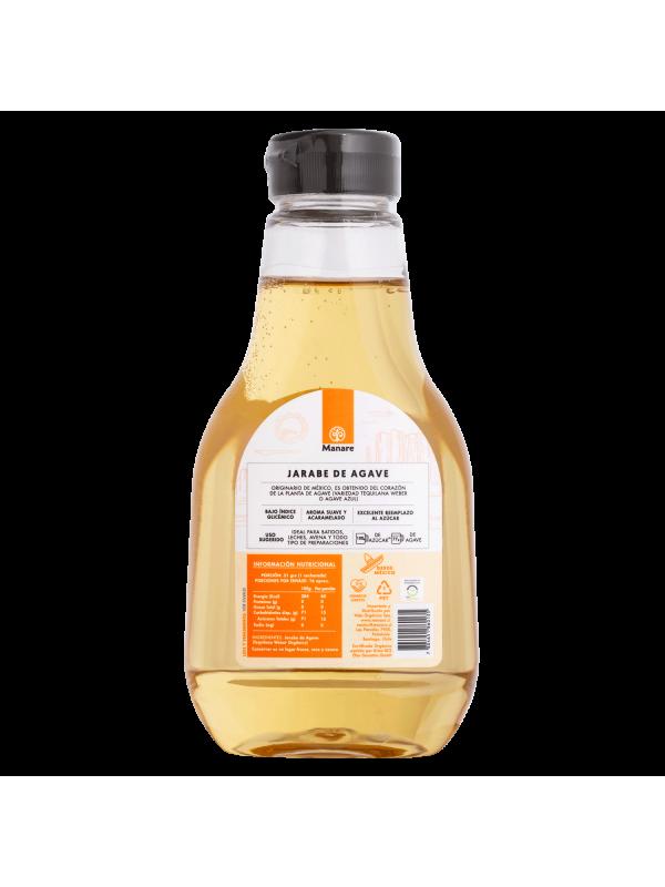 Jarabe de Agave orgánico 660GR