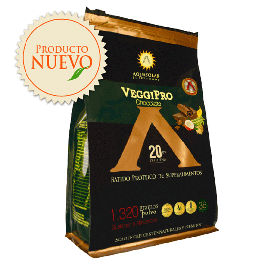 PROTEINA VEGETAL CHOCOLATE 1,320 KGR