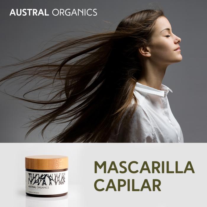 MASCARILLA CAPILAR ARGÁN COCO RICINO 150ML