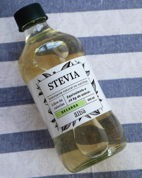Stevia liquida REGARGA 500ML