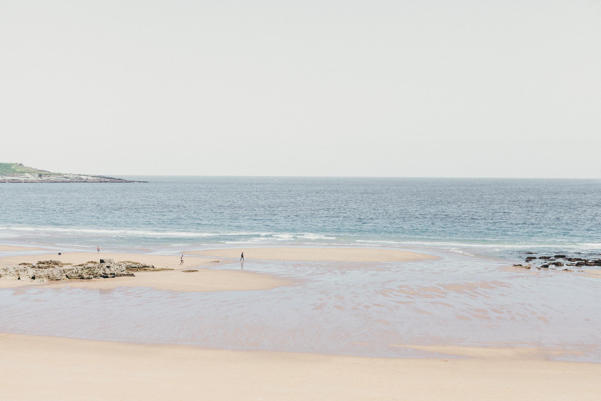 Playa en Santander