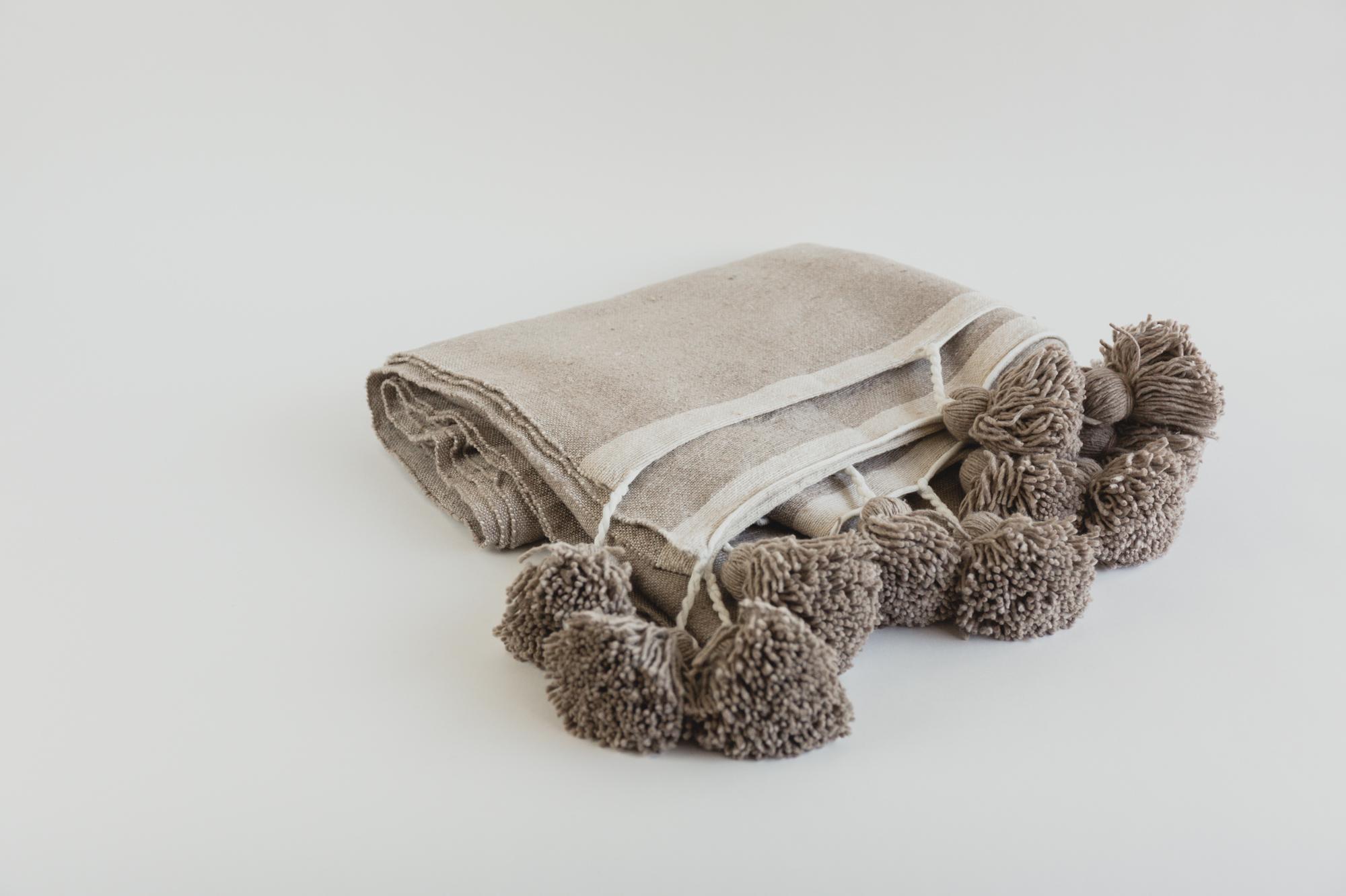 Arena Wool Blanket