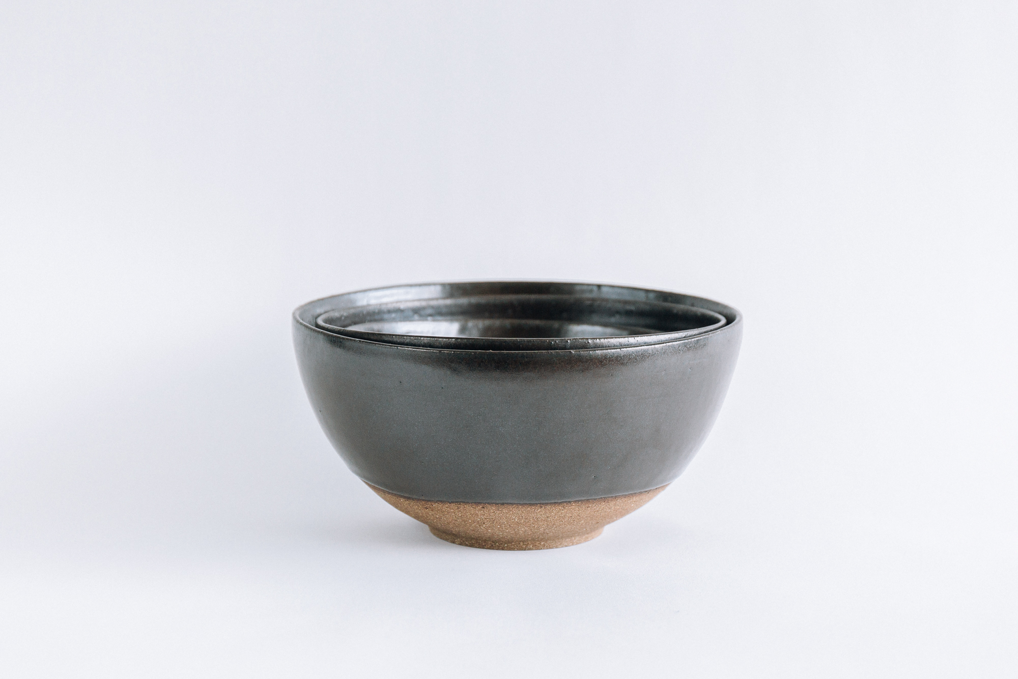 Set de Bowls Negros