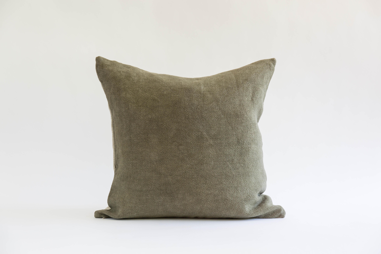Lino Verde Laurel