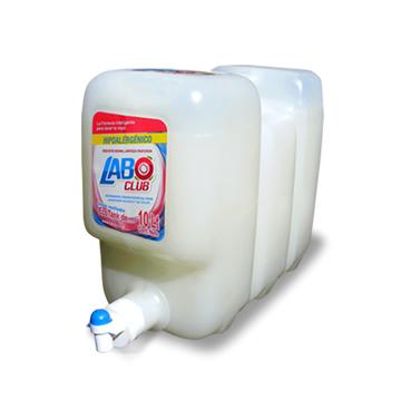 Recarga Detergente Hipoalergénico 10 litros