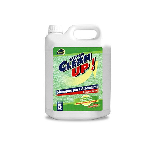 Shampoo Alfombras y tapices Baja Espuma 5 litros