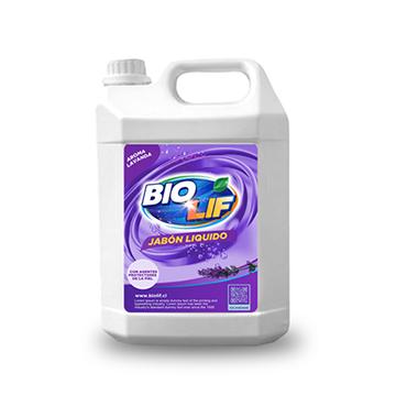 Jabón Glicerina Biodegradable 5L + Dosificador 500ml