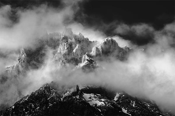 Montañas del Grey