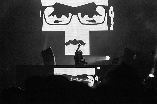 Carl Cox en Ultra Music Festival
