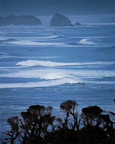 Península Punta Pirulil