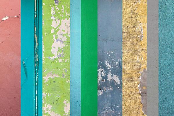 Colores y Texturas I