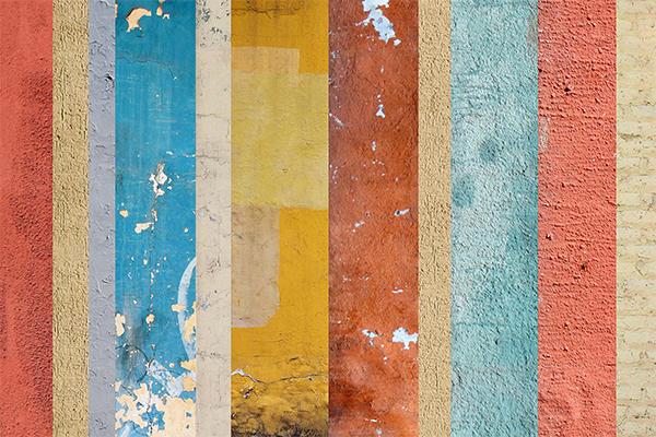 Colores y Texturas II