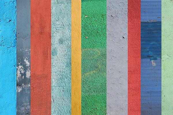 Colores y Texturas III