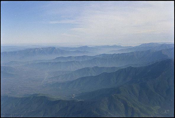 Cadenas montañosas