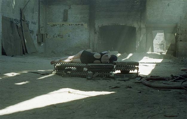 Filmación Claudia Vitali