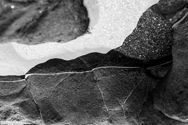 Entre las rocas II