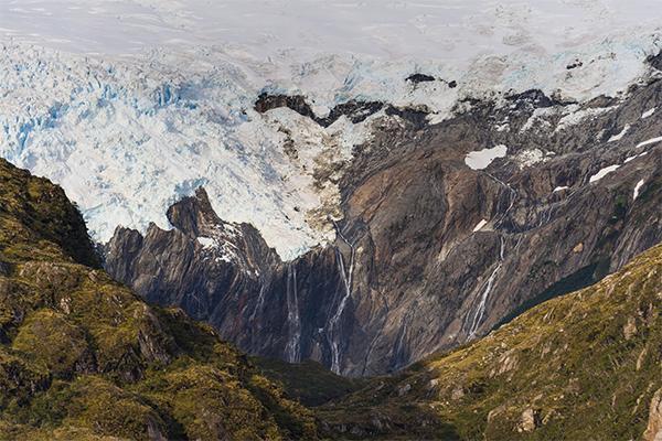 Canal de los glaciares