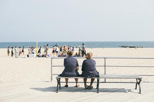 Judias en la Playa