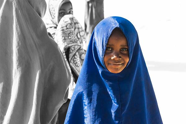 Sonrisa Africana
