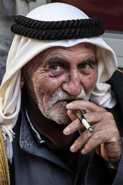 Anciano Palestino