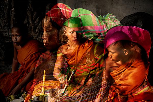 Laos Budas