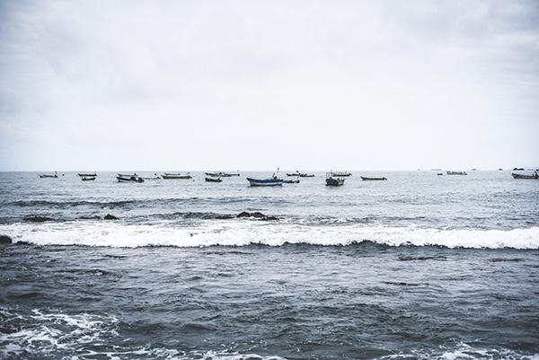 Poesía a la mar