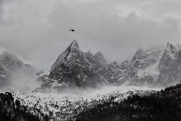 Mont Blanc Rescue