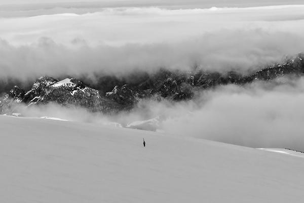 Cruce Glaciar