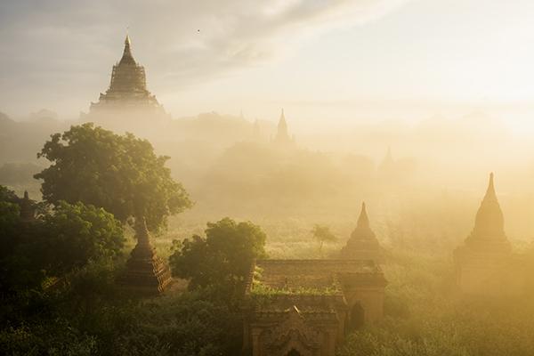 Bagan, 2017