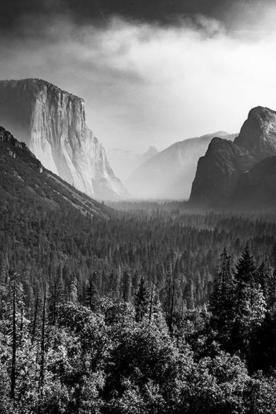 Yosemite, 2017