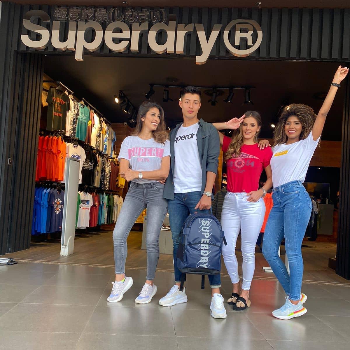¡Superdry ahora está en Campanario Centro Comercial