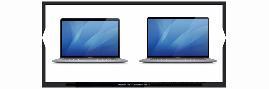 16-inch MacBook Pro Leaked in Apple macOS Catalina 10.15.1 Beta