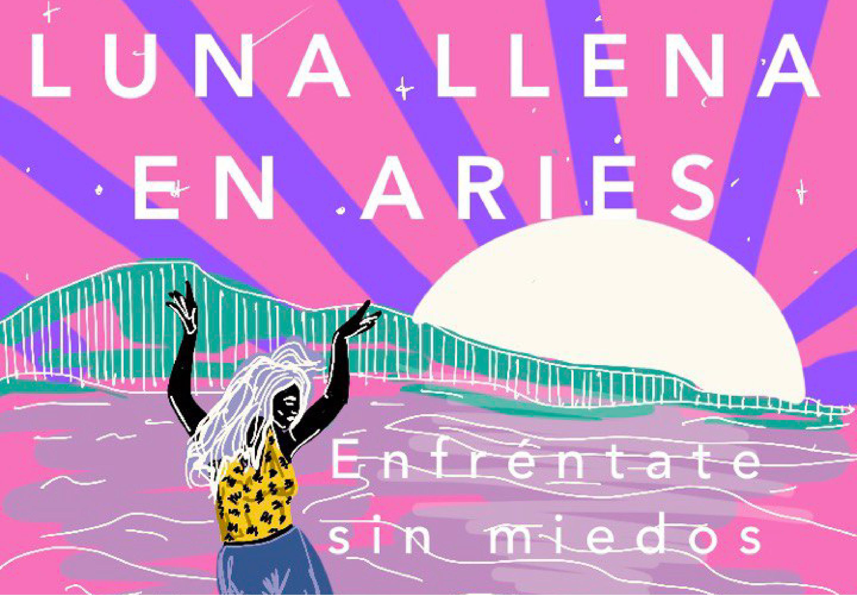 LUNA LLENA EN ARIES OCTUBRE 2020