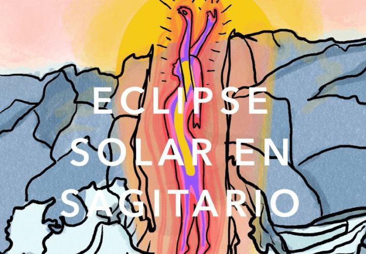 ECLIPSE DE SOL EN SAGITARIO 2020