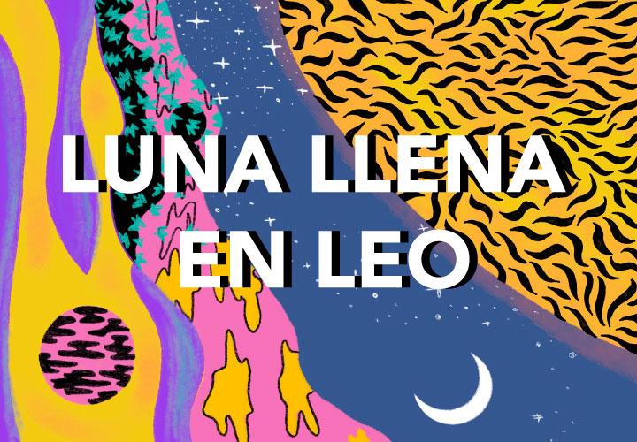 LUNA LLENA EN LEO 2021 ♌️